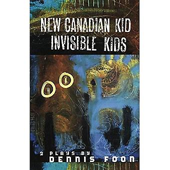 New Canadian Kid and Invisible Kids