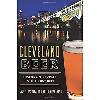 Birra di Cleveland: Storia & Revival in Rust Belt (palato americano)