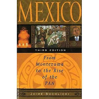 Mexiko: Von Montezuma bis zum Aufkommen der Pfanne
