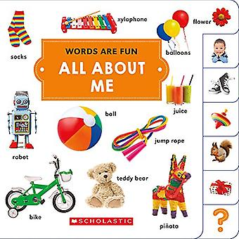 All about Me (Words Are Fun) [Board book]