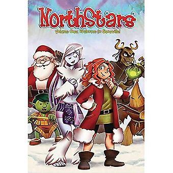 Northstars volym 1: Välkommen till Snowville!