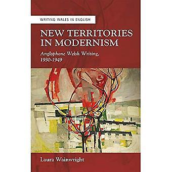 Nuevos territorios en el modernismo: escritura galesa anglófono, 1930-1949