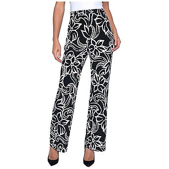 Frank Lyman Trouser 191541 Black And White