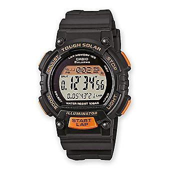 Casio digital watch quartz ladies with resin band STL-S300H-1BEF