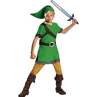Link Child Costume