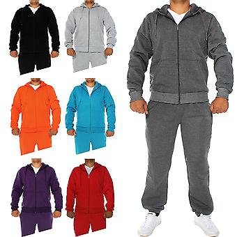 Unisex tracksuit Basic Suit Multicolor Tracksuit Jogging Suit Sport