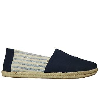 Toms Footwear Alpargata Ivy League Stripes