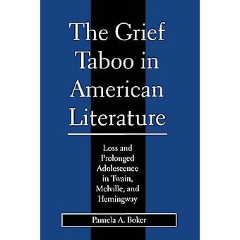 Sorg Tabu i amerikansk litteratur af Pamela A. Boker