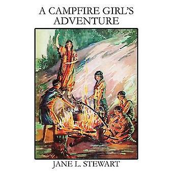 Ein Lagerfeuer Mädchen Abenteuer von Stewart & Jane L.
