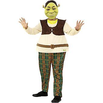 Deluxe Shrek Kinderkostüm Orga Märchen Karneval