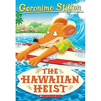 Geronimo Stilton #72: The Hawaiian Heist (Geronimo Stilton)