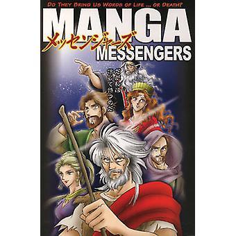 Manga Messengers by Ryao Azumi - 9781414316840 Book