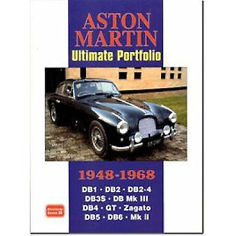 Aston Martin Ultimate Portfolio 1948-1968 - A Collection of Articles D