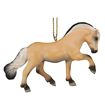 Painted Ponies Little Big Horse Ornament