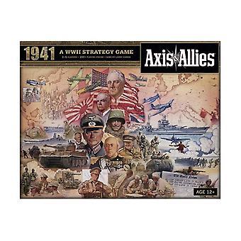 OS a spojenci 1941 doskové hry