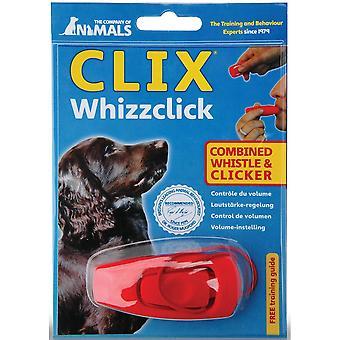 動物の会社: Clix トレーニング Whizzclick