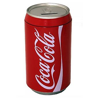 Coke puede Money Box
