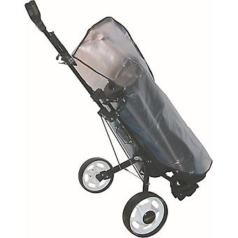 Golfers Club Clear Waterproof Golf Trolley Bag Rain Cover Cape