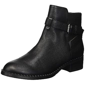 Gentle Souls Women's Best Moto Buckle Strap Bootie Ankle Boot,