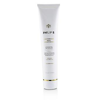 Philip B Lightweight Deep Conditioner - # Paraben-Free Formula (Hydrating Detangler - All Hair Types) 178ml/6oz
