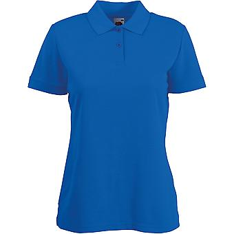 Fruit Of The Loom - Lady-Fit Ladies 65/35 Polo Shirt