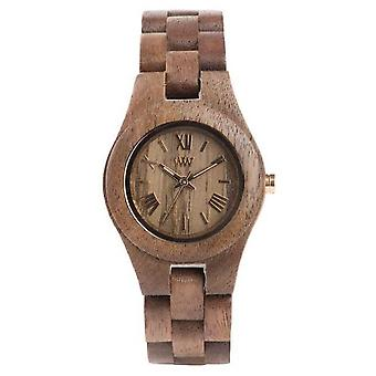 WeWood Womens Criss Nut |  Wooden Strap | 70210700 Watch