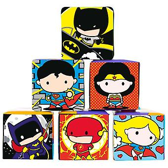 Molto Bathroom Puzzle Superheroes