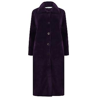 Slenderella HC4327 Women's Housecoats Purple Dressing Gown
