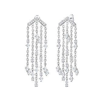 Elli Premium Pendulum örhängen och silver Women ' s Drop 0301761618