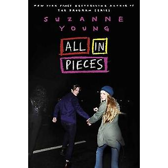 All in Pieces by Suzanne Young - 9781481418843 Book