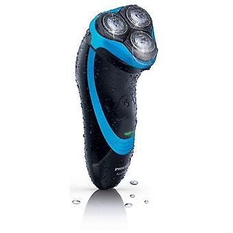 Electric shaver Philips AT750/26 AquaTouch Wet & Dry black blue