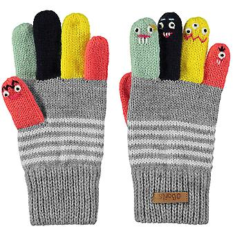Barts Boys & Girls Puppet Warm And Soft Character Winter Gloves