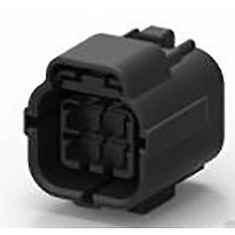 TE połączenia gniazda obudowy - kabel Econoseal J serii Mark II (+) całkowita liczba pinów 6 1 2822346-1 szt.