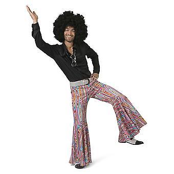 Disco lördags kväll feber skjorta mäns kostym 70s dansare mäns kostym