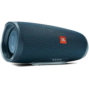 JBL Charge 4 Portable Bluetooth Speaker and Power Bank with Rechargeable Battery Waterproof Blue