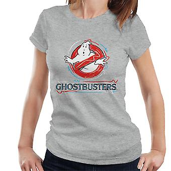 Ghostbusters Drawn Logo Women's T-Shirt