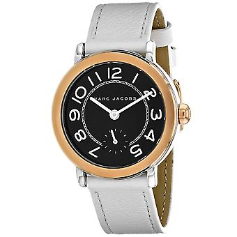 Marc Jacobs Women's Riley Black Dial Watch - MJ1515