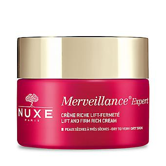 Nuxe Merveillance Expert Lift y firm Rich Day Cream-Dry Skin 50ml