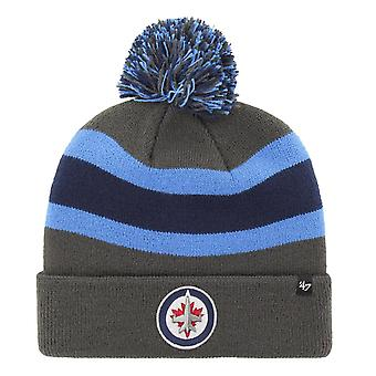 47 Marka Knit Winter Hat - BREAKAWAY Winnipeg Jets
