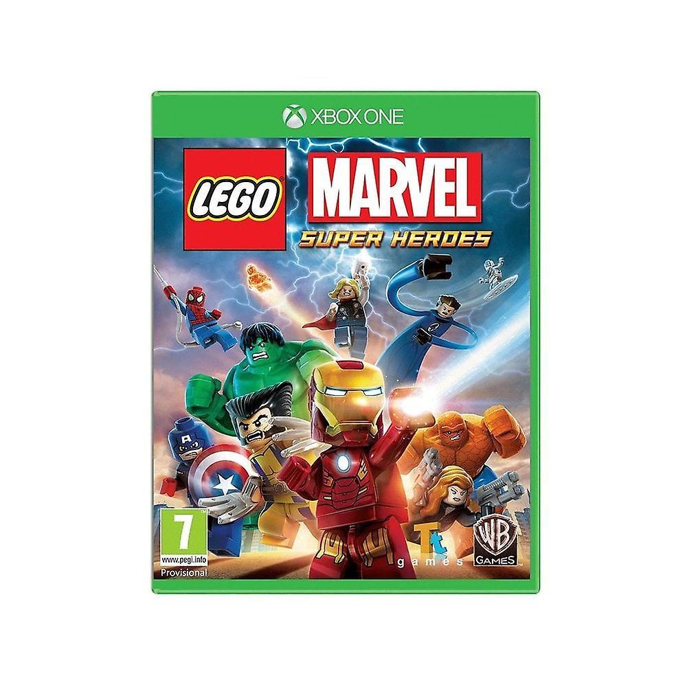 LEGO Games LEGO Marvel Super Heroes Xbox One