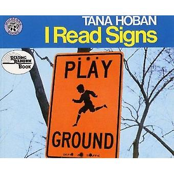 I Read Signs by Hoban - Tana - 9780833507037 Book