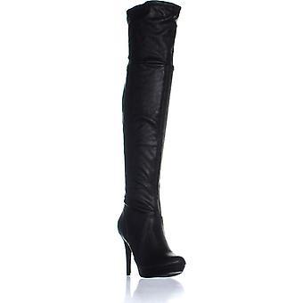 Thalia Sodi Womens Eulene fechado Toe por joelho moda botas