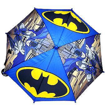 Paraplu-DC Comics-Batman LogoBlue kinderen/jeugd nieuwe bm5492