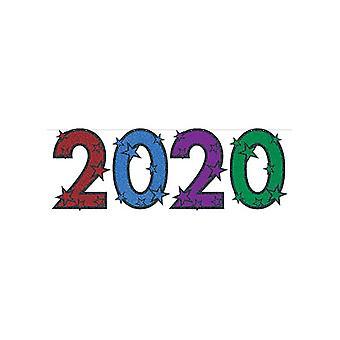 2020 glitret streamer 15 & quot; x 6 '