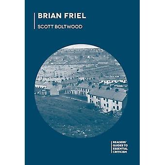 Brian Friel by Scott Boltwood