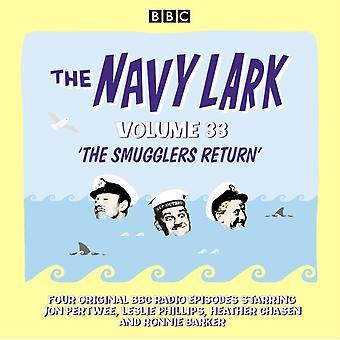 Navy Lark Volume 33 by Lawrie Wyman