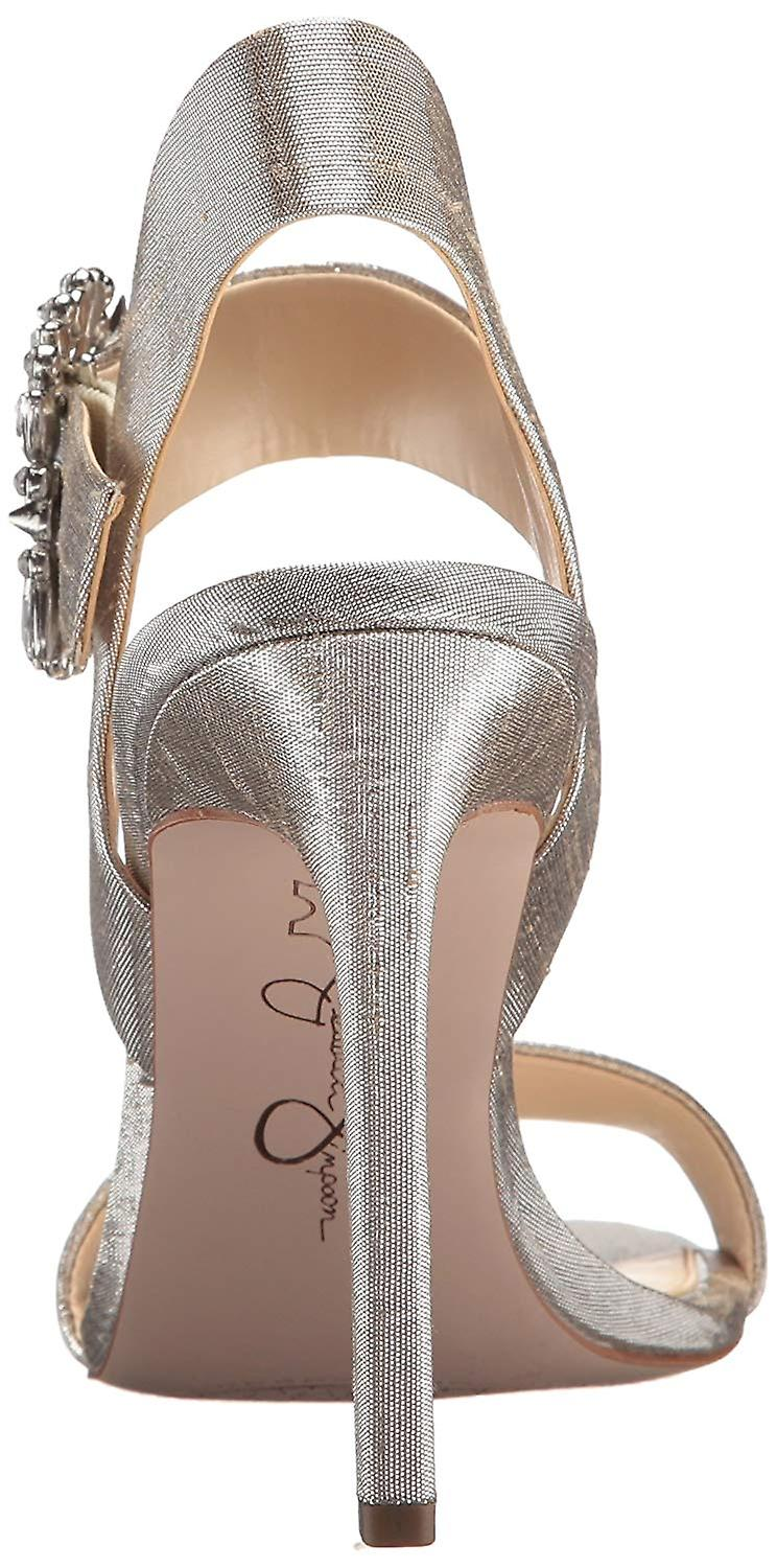 Jessica Simpson Womens Bindy Open Toe Special Occasion Ankle Strap Sandals