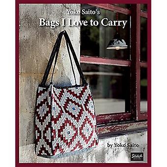 Yoko Saitos Bags I Love to Carry by Yoko Saito