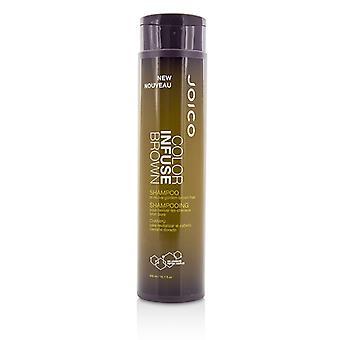 Joico farge infundere brun sjampo (å gjenopplive gyldenbrune hår) 300ml/10.1 oz
