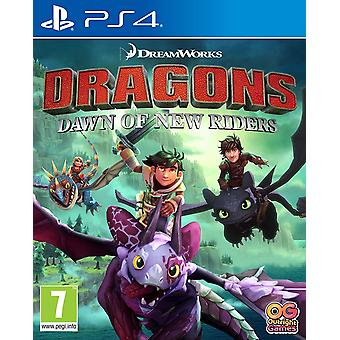 Dragons Dawn of New Riders PS4 Spiel